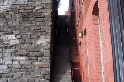 Georgetown 13 τρομακτικά μέρη που γυρίστηκαν ταινίες