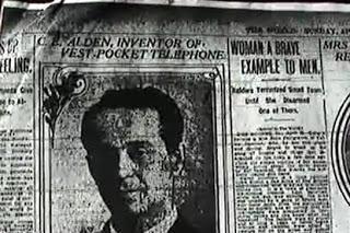 anekshghta27 Κινητό τηλέφωνο στο 1906 ταξίδι στο χρόνο; (video)