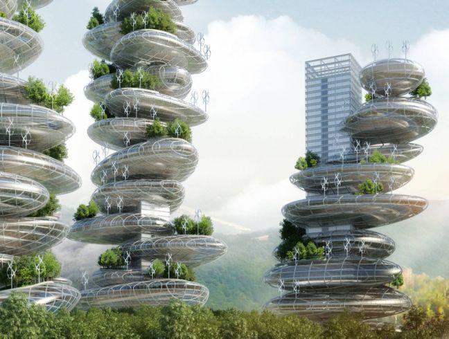 farm2 Αρχιτέκτονες σχεδίασαν ουρανοξύστες   φάρμες