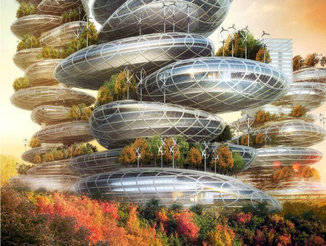 farm3 Αρχιτέκτονες σχεδίασαν ουρανοξύστες   φάρμες