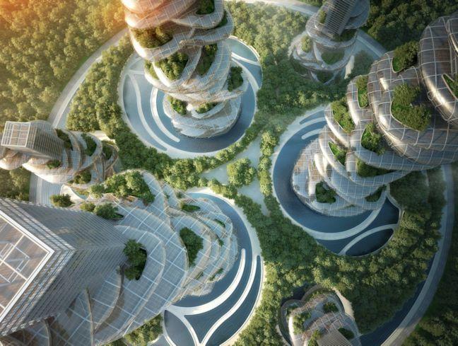 farm5 Αρχιτέκτονες σχεδίασαν ουρανοξύστες   φάρμες