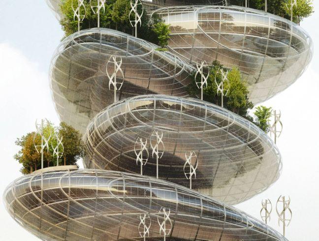 farm6 Αρχιτέκτονες σχεδίασαν ουρανοξύστες   φάρμες