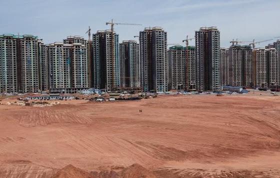 Κίνα: Το μεγάλο πείραμα της Agenda 21 και οι κινεζικές πόλεις ...