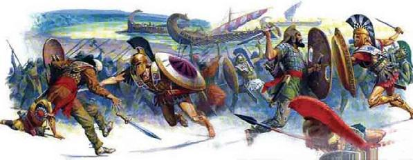 diaforetiko.gr : 2013 06 25 beachswimming1 Τα 5 ανεξήγητα φαινόμενα της μάχης του Μαραθώνα!