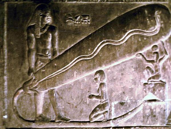 Υπήρχε ηλεκτρισμός στην αρχαία Αίγυπτο; (βίντεο) – διαφορετικό