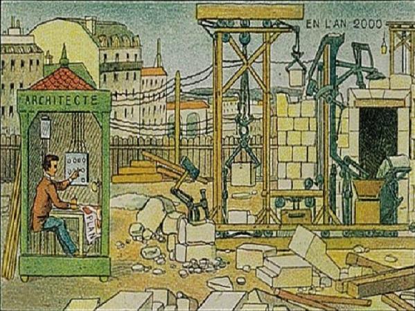 diaforetiko.gr : world2000 1 Πως φαντάζονταν το 2000 οι άνθρωποι του 1910;;;