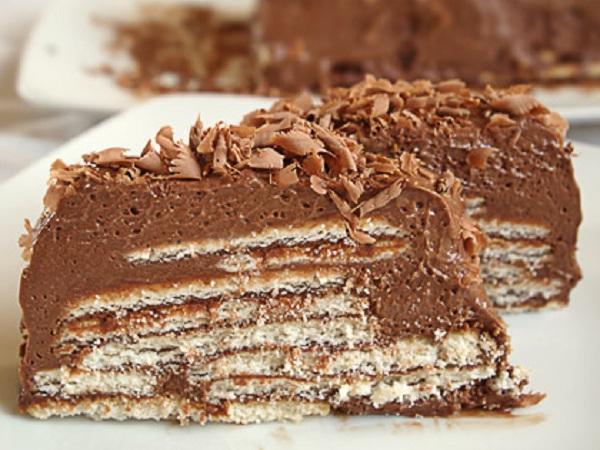 diaforetiko.gr : diaforetiko sokolata biskota Εύκολο γλυκό ψυγείου με σοκολάτα και μπισκότα