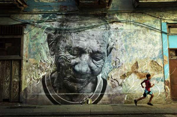 diaforetiko.gr : entypwsiaka graffiti 73 600x398 Εντυπωσιακά graffiti στους δρόμους του κόσμου!