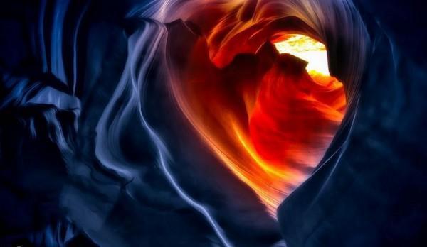 diaforetiko.gr : Antelope Canyon by Gregory Boratyn 1 600x348 Δείτε 12 συναρπαστικά φαράγγια που κόβουν την ανάσα!