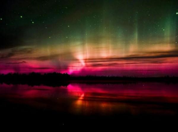 diaforetiko.gr : aurora borealis 600x445 Το Βόρειο Σέλας ξέρει από μαγικά...!! (βίντεο)