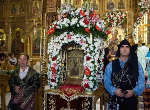 Τούρκοι ζητούν μεταφορά της εικόνας της Παναγίας Σουμελά στην Τραπεζούντα