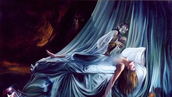 Υπνοπαράλυση: -Το τρομακτικό συναίσθημα που κατά 50%, σας έχει συμβεί!