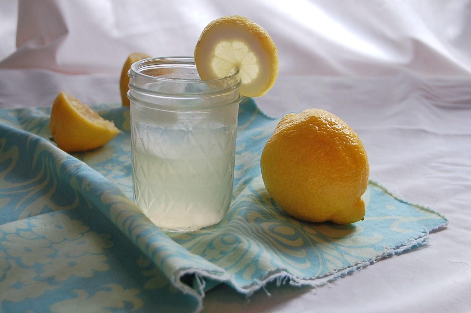 Похудение сода плюс лимон