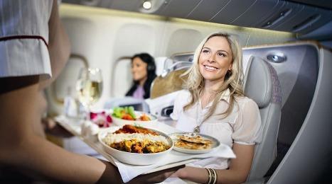 Το ξέρατε  γιατί το φαγητό στα αεροπλάνα δεν έχει ωραία γεύση;