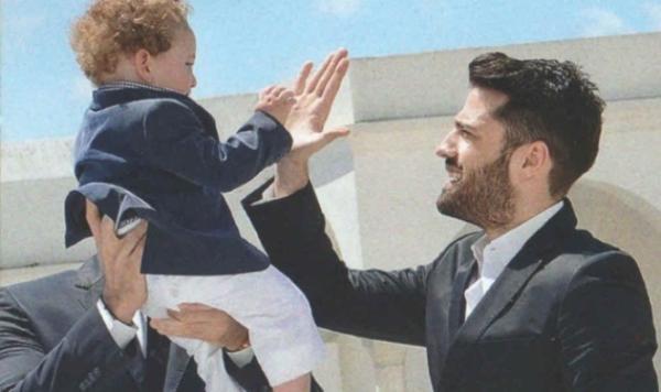 diaforetiko.gr : f02447e661f12b2bb4495249c30cf299 XL 600x356 Κωνσταντίνος Αργυρός: Βάφτισε τον γιο του Χρήστου Μενιδιάτη στην Τήνο!