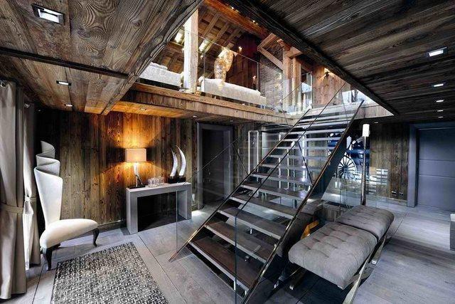 diaforetiko.gr : Chalet Brickell in the Rhone Alpes France1 20 από τα ομορφότερα σπίτια στον κόσμο