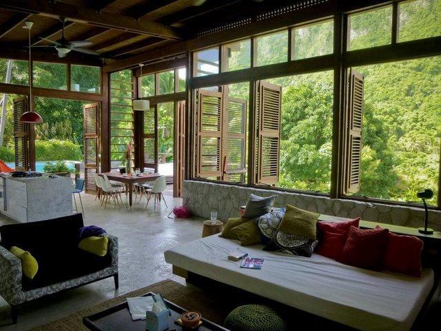diaforetiko.gr : Resort in St. Lucia1 20 από τα ομορφότερα σπίτια στον κόσμο