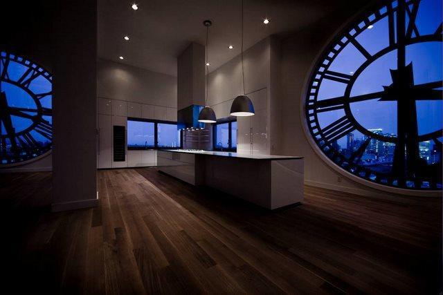 diaforetiko.gr : The Clock Tower Apartment in Brooklyn NY1 20 από τα ομορφότερα σπίτια στον κόσμο