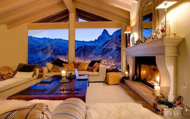 diaforetiko.gr : The Firefly ski chalet in Zermatt Switzerland1 20 από τα ομορφότερα σπίτια στον κόσμο