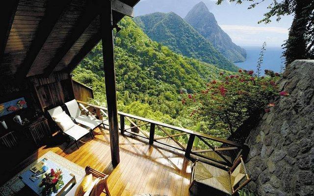 diaforetiko.gr : The Ladera Resort in St. Lucia Resort1 20 από τα ομορφότερα σπίτια στον κόσμο