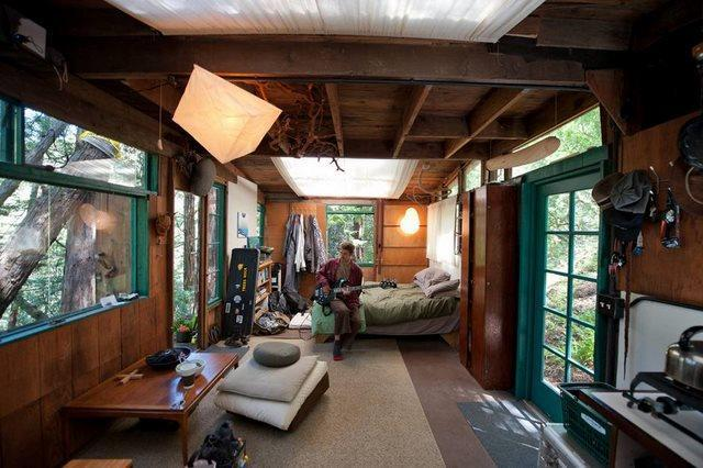 diaforetiko.gr : The Redwood grove cabin in California1 20 από τα ομορφότερα σπίτια στον κόσμο