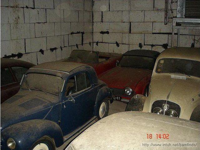 Warehouse 17 Ένας φωτογράφος βρέθηκε μπροστά σε αυτή την αποθήκη...Αυτό που βρήκε μέσα, δεν το περίμενε ποτέ!