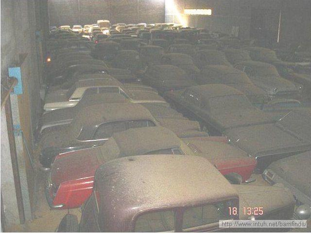 Warehouse 3 Ένας φωτογράφος βρέθηκε μπροστά σε αυτή την αποθήκη...Αυτό που βρήκε μέσα, δεν το περίμενε ποτέ!