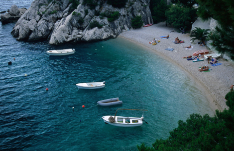 diaforetiko.gr : brela 2 Το άγνωστο ψαροχώρι της Μεσογείου που ζαλίζει με την σπάνια ομορφιά του