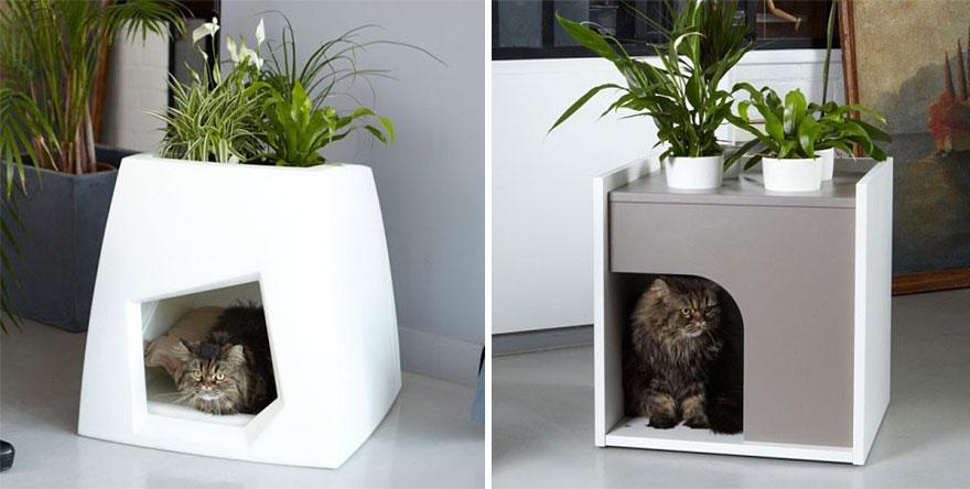 6d910400a330 25 εκπληκτικές ιδέες επίπλωσης για όσους λατρεύουν τις γάτες ...