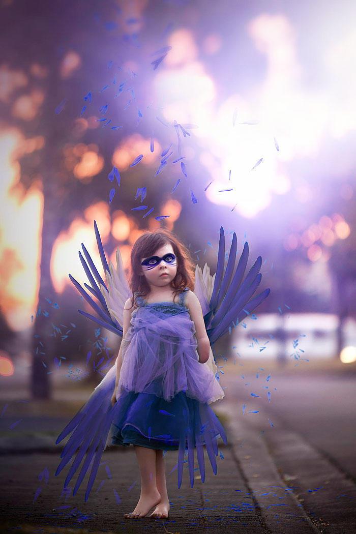 diaforetiko.gr : children photography holly spring 14 Μητέρα φωτογραφίζει τη μονόχειρα κόρη της και μας εμπνέει…