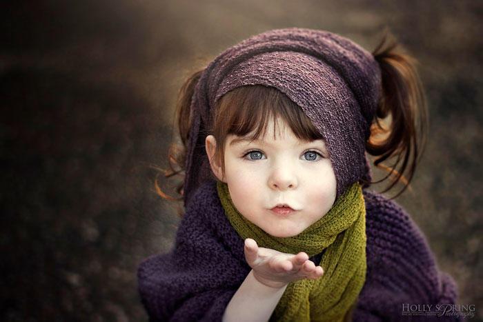 diaforetiko.gr : children photography holly spring 411 Μητέρα φωτογραφίζει τη μονόχειρα κόρη της και μας εμπνέει…