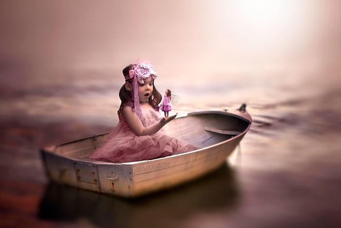 diaforetiko.gr : children photography holly spring 5 Μητέρα φωτογραφίζει τη μονόχειρα κόρη της και μας εμπνέει…