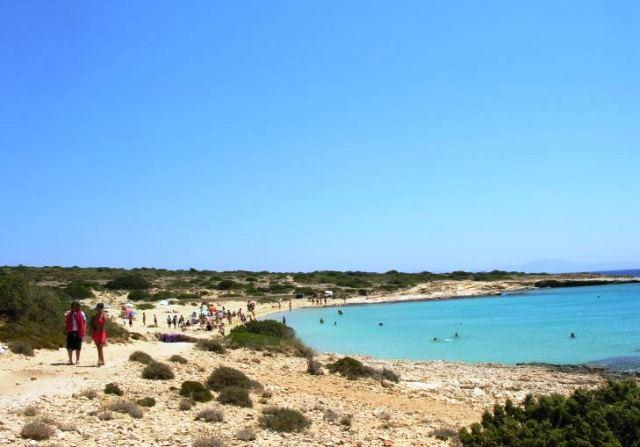 tilestwra.gr : italida1 Κουφονήσια: Ένας επίγειος παράδεισος χαλάρωσης !! Ασύλληπτη ομορφιά…