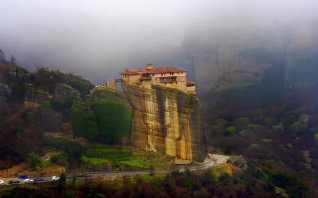 tilestwra.gr : Meteora2 Φθινόπωρο στην επιβλητική ομορφιά των Μετεώρων! Υπέροχο φυσικό σκηνικό που μαγεύει…