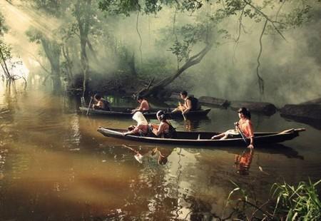 diaforetiko.gr : Riau Indonesiasxoleio Όταν ο δρόμος για το σχολείο είναι μια μεγάλη περιπέτεια.
