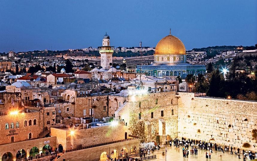 jerusalem 0 Οι αρχαιότερες πόλεις του κόσμου που έχουν καταγραφεί – Στη ιστορική λίστα και δύο από την Ελλάδα