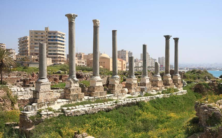 tyre Οι αρχαιότερες πόλεις του κόσμου που έχουν καταγραφεί – Στη ιστορική λίστα και δύο από την Ελλάδα