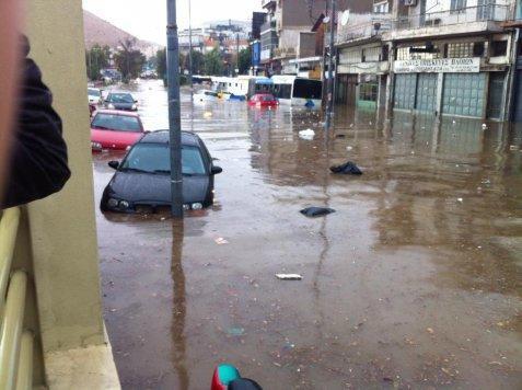 79638 178130 Το φωτορεπορτάζ των πολιτών και η οργή για τις πλημμύρες: «Η Αθήνα βούλιαξε...»
