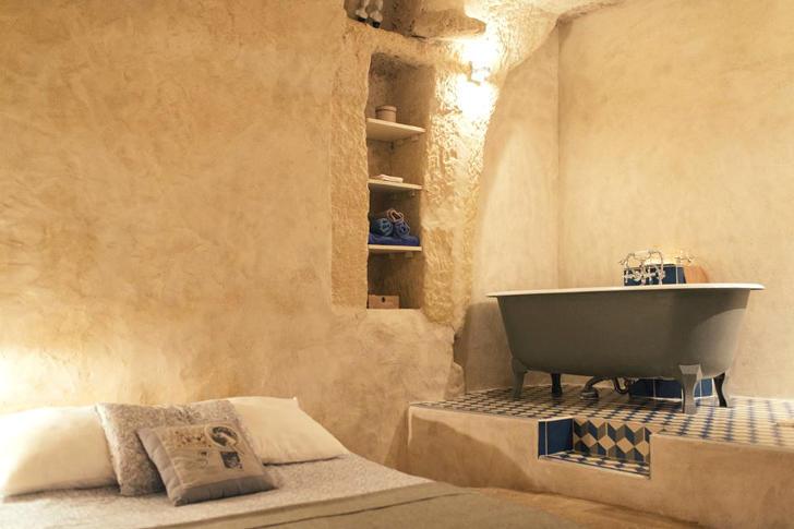tilestwra.gr : chez5 Πήραν ένα μικρό δάνειο και έφτιαξαν το σπίτι των ονείρων τους μέσα σε μια σπηλιά!