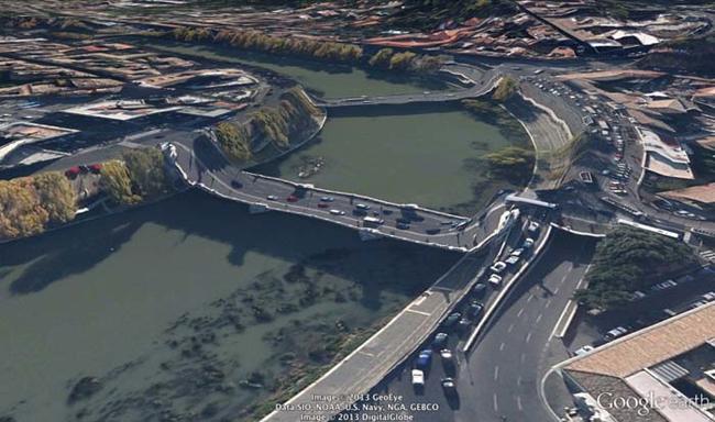 tilestwra.gr : desktop 1412354765 Αν οι δρόμοι έμοιαζαν έστω και λίγο με τις φωτογραφίες τους στο Google Earth, θα το σκεφτόσασταν πολύ να οδηγήσετε ξανά !!!