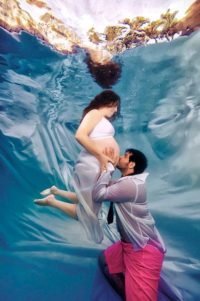 diaforetiko.gr : egkuos nero 590 10 Φανταστικές φωτογραφίες εγκύων κάτω από το νερό!