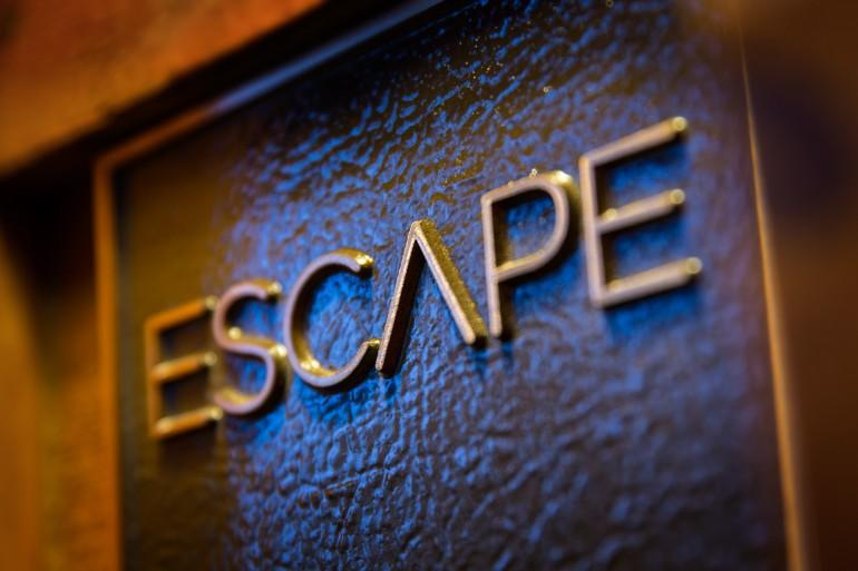 diaforetiko.gr : escape mobile cabin 0 Το σπίτι των ονείρων σας: Μοιάζει με μια παλιά ξύλινη καλύβα των 47 τ.μ.... αλλά στο εσωτερικό της κρύβεται ένα διακοσμητικό θαύμα!!!