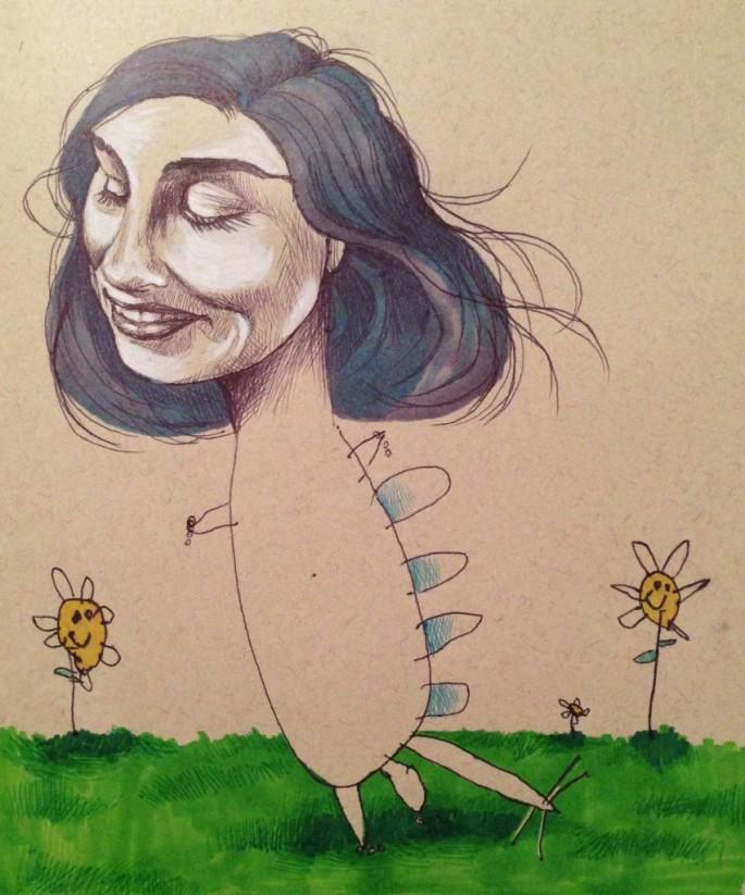 diaforetiko.gr : mikri zografos1 Όταν αυτό το 4χρονο κοριτσάκι ζωγράφιζε η μητέρα της δεν φανταζόταν τι θα ακολουθούσε…