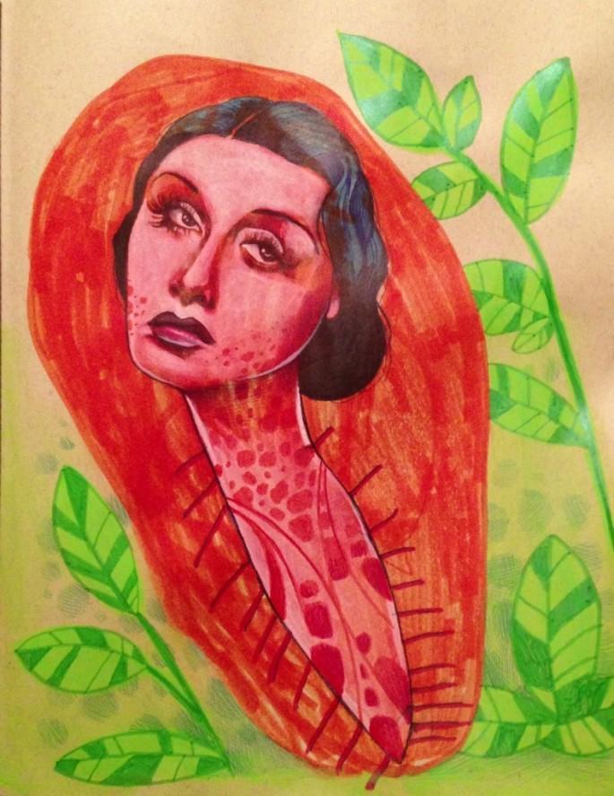 diaforetiko.gr : mikri zografos7 Όταν αυτό το 4χρονο κοριτσάκι ζωγράφιζε η μητέρα της δεν φανταζόταν τι θα ακολουθούσε…