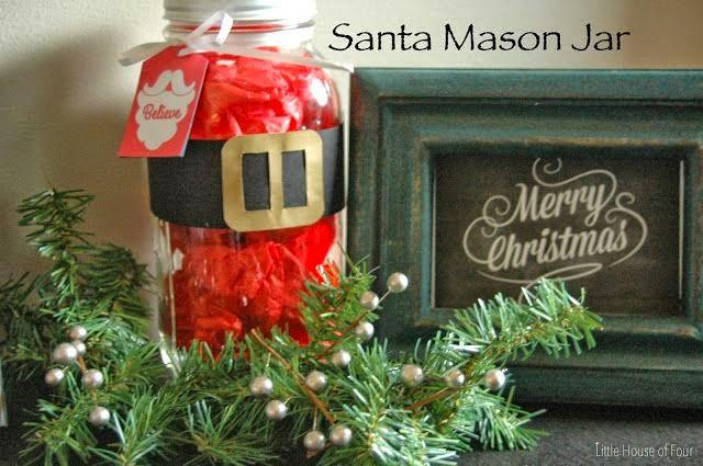 diaforetiko.gr : diy xristougeniatikes idees me adeia vaza12 35 Χριστουγεννιάτικες κατασκευές απο άδεια γυάλινα βάζα!