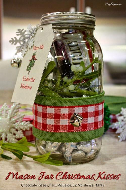 diaforetiko.gr : diy xristougeniatikes idees me adeia vaza21 35 Χριστουγεννιάτικες κατασκευές απο άδεια γυάλινα βάζα!