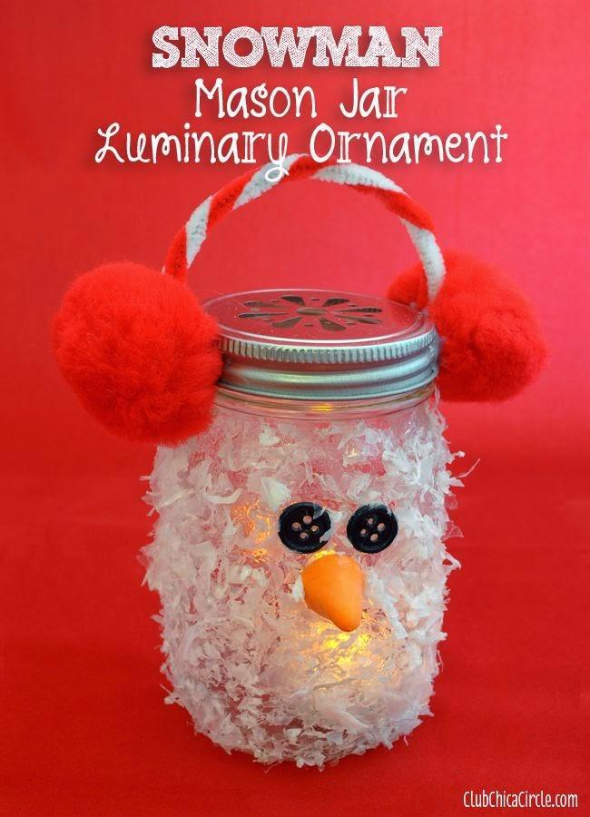 diaforetiko.gr : diy xristougeniatikes idees me adeia vaza26 35 Χριστουγεννιάτικες κατασκευές απο άδεια γυάλινα βάζα!