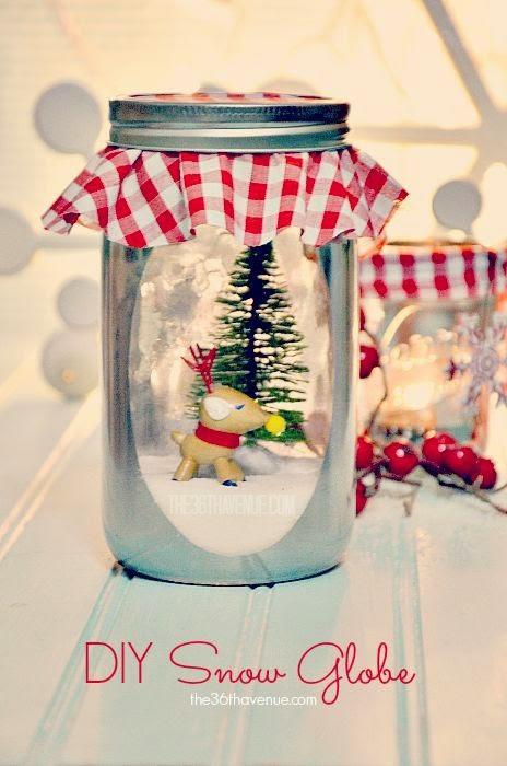diaforetiko.gr : diy xristougeniatikes idees me adeia vaza35 35 Χριστουγεννιάτικες κατασκευές απο άδεια γυάλινα βάζα!