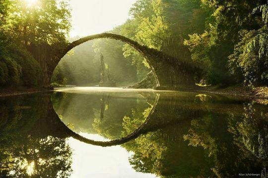diaforetiko.gr : rakotz Φοβερές εικόνες: Οι 20 ωραιότερες γέφυρες του κόσμου! Ανάμεσα τους και μια ελληνική !!