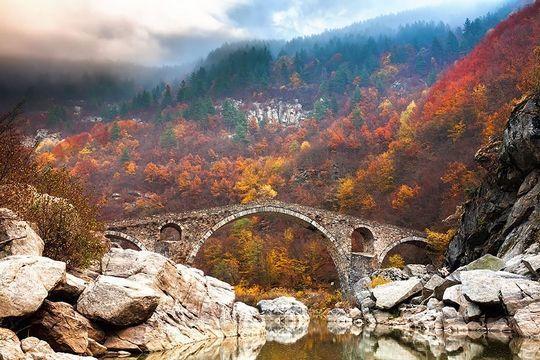 diaforetiko.gr : rodopi Φοβερές εικόνες: Οι 20 ωραιότερες γέφυρες του κόσμου! Ανάμεσα τους και μια ελληνική !!